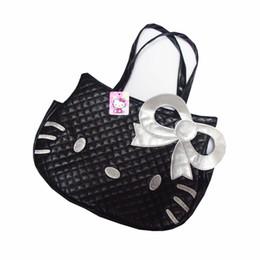 $enCountryForm.capitalKeyWord Australia - Women's Handbag Pu Material Hello Kitty Cute Travel Organizer Bag Bow Lady's Shoulder Pouch Girl's Accessories Supplies Products