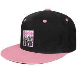 $enCountryForm.capitalKeyWord Australia - Backstreet Boys Pink Background music Pink mens and womens baseball flat brim cap design designer custom cool vintage custom trendy origina