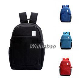 New Camping Backpacks Australia - Brand New Students Black Peach Blue High Quality Backpack Mens Designer Backpack Women Designer Bags Teenager Schoolbag