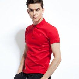 $enCountryForm.capitalKeyWord Australia - 2019 Explosion Brand wholesale large size new luxury round neck T-shirt street short-sleeved polo shirt rainbow shirt men's designer men's