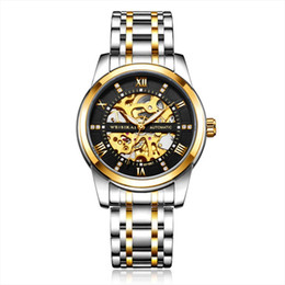 $enCountryForm.capitalKeyWord NZ - Genuine men's watches hollow out high-grade automatic watches business waterproof night light machine core