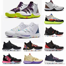 f45a660a3b22 2019 Kyrie V Designer 5s Mamba Mentality Mens Basketball Shoes Have a Nice  Day Concepts x 5 Ikhet Chaussure Sports Sneakers 40-46