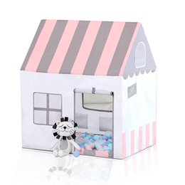 $enCountryForm.capitalKeyWord Australia - Game House Kids Play Tent Toy Folding Portable Baby Tent Princess Indoor Outdoor Play Ball Pit Pool Playhouse For Boy Girl Gifts