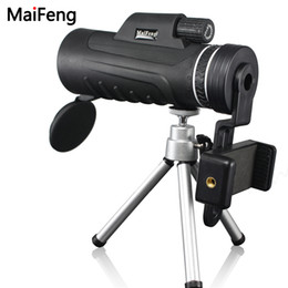 $enCountryForm.capitalKeyWord Australia - High Quality Monocular 40X60 for Mobile Phone Camera with Universal Phone Clip Binoculars Telescope Optic Lens Lll Night Vision