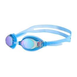 Swim Glasses Anti Fog Australia - Naturehike Large Frame Adult Men Women Anti-Fog Waterproof UV Protective Outdoor Indoor Swimming Comfortable Goggles Glass