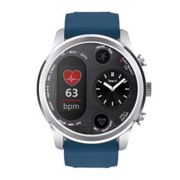 $enCountryForm.capitalKeyWord Australia - Japan movement dual time bluetooth smart watch with heart rate monitor 50m waterproof sport watch