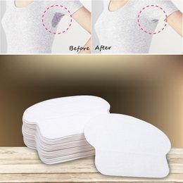 Wholesale Underarm Sweat Guard Deodorants Absorbing Pad Armpit Sheet Liner Dress Clothing Shield Hot Sell