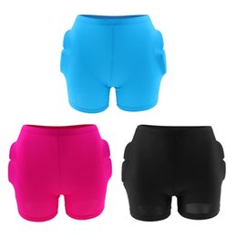 $enCountryForm.capitalKeyWord Australia - Skiing 3D Hip Protection EVA Padded Short Pants Protective Gear Guard Shorts for Women Men Size X XL