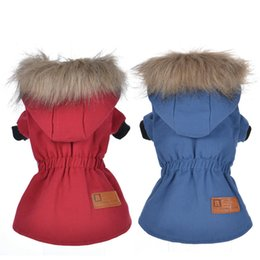 $enCountryForm.capitalKeyWord NZ - Winter Clothes For Dogs Jackets Warm Dogs Pets Clothing Coat For Dog Clothes Thick Yorkshire Chihuahua Dog Down Jacket
