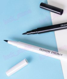 Products Fast Australia - liquid eyeliner white+black pencil =1set fashion eyeliner make up fast dry and long lasting no logo product accept your private label