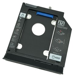 Discount 2nd hdd - New 2nd SSD HDD Caddy bracket For Lenovo G40-30 G40-45 G40-70 G40-80 G50-30 G50-45 G50-70 G50-80 G70-80 E40-70 Z40-75 Z5