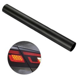 light car headlight taillight sticker Canada - 2Pcs Car Body Film 30*150cm Car Styling Headlight Sticker Taillight Vinyl Tint Sticker Light Film Sheet Cover Sticker Protectio Tinting Film