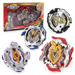 BeyBlade wholesale online shopping - Beyblade burst Beyblades Metal Fusion Arena D bey blade Launcher Spinning Top Beyblade Toys For Boy Children XD168
