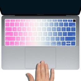 "$enCountryForm.capitalKeyWord Australia - KK&LL Macbook 2018 New ""(A1932) Silicone Soft Waterproof US Layout Keyboard Cover Skin"