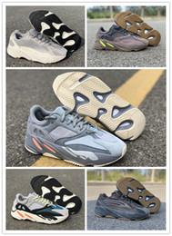 Top Qulaity 700 Runner malva EE9614 3M para hombre EF2829 B75571 originales zapatos para mujer de venta zapatillas de correr zapatilla de deporte de moda correr en venta
