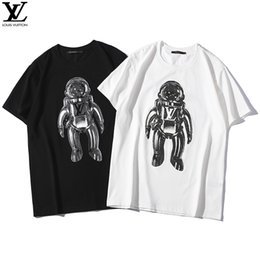 cd7e61bca5f6 Ted baker online shopping - LVss New spring summer printed t shirts  astronaut menswear women s