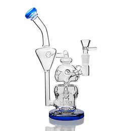 $enCountryForm.capitalKeyWord Australia - Samll Mini Dab Rigs Glass Recycler Bongs Water Pipes Smoking Waterpipe Unique Water Bong Function With 14mm Bowl Hookahs For Tobacco