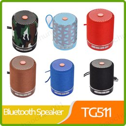 wireless wifi bluetooth Australia - Free ship Bluetooth WIFI wireless TG511 Portable Bluetooth Speaker Wireless soundbar Bass Outdoor parlante Gift Mini subwoofer box mp3 music