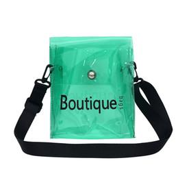 $enCountryForm.capitalKeyWord Australia - New Elegant Shoulder Bag Women Wild Simple Messenger Bag For Girls Fashion Letter Colorful Waterproof Beach Crossbody Bags K619