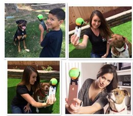 Good Toys Australia - Free Shipping New Dog Pet Toy Dogs tennis ball Self-timer Funny Your Puppy And Children Good Selfie Gifts