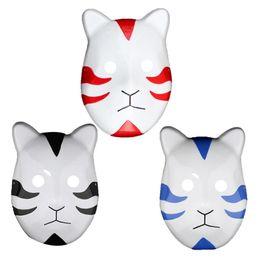 $enCountryForm.capitalKeyWord UK - 3 Color Naruto Kakashi Anbu Ninja Style Mask, Fancy Dress, Cosplay Accessories, Costume Halloween Anime Manga