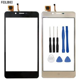 touchscreen screen Australia - 5.0''Touchscreen For Leagoo Kiicaa Power Touch Screen Digitizer Front Glass Replacement Touchscreen Sensor Panel Lens with Tools