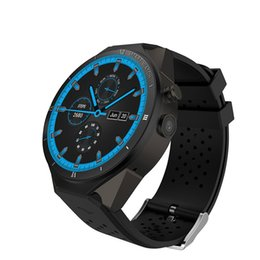 Kw88 Android Quad Core Smart Watch Australia - KW88 Pro 3G GPS WIFI Smart Watch Phone Android 7.0 MTK6580 Quad Core 1GB 16GB 2.0 MP Camera Video Call Sport Smartwatch