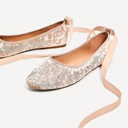 Downton Handmade Velvet Made Ballerina Scarpa piatta per Bridesmaids team Satin cinturini alla caviglia Scarpe da sposa taglia 35-39