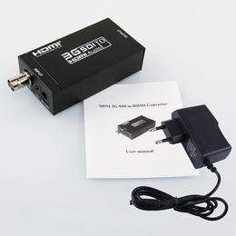 $enCountryForm.capitalKeyWord Australia - Top Quality Newest Style 3G SDI to HDMI HD Video Converter 480i 576i 720P 1080P SDI to HDMI Converter 3G-SDI Adaptor #001