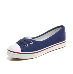 $enCountryForm.capitalKeyWord UK - 2019 Summer shallow canvas large size Korean version of leisure lazy shoes flat bottom of a foot pedal foreign trade shoes