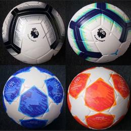 9ca00b51 Лига чемпионов 2018 2019 размер 5 мячей футбольный мяч полноценный хороший  матч Лига Премьер 18 19 футбольных мячей (корабль шары без воздуха)