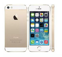 "iphone 5s 16gb white Canada - Apple iPhone 5S Without Fingerprint 64GB 32GB 16GB iOS 8 4.0"" IPS HD A7 8MP Refurbished Unlocked Mobile Phone"