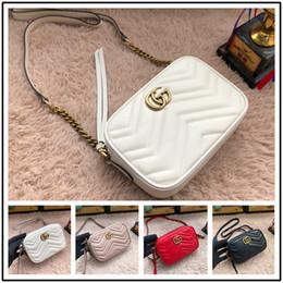 $enCountryForm.capitalKeyWord Australia - Women rivet bags chain Hand strap handbag 2019 pillow shoulder bag Zipper Pendant handbags New fashion luxurious designers Ladies