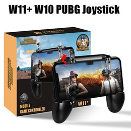 $enCountryForm.capitalKeyWord Australia - W11+ W10 PUGB Mobile Game Controller Free Fire Mobile Joystick Gamepad Metal L1 R1 Button Game Handle Mobile Phone Shell For iPhone Android