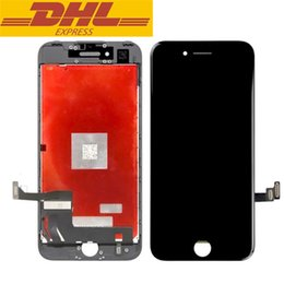 Iphone Screen Testing Australia - For Iphone 7 Touch Screen Digitizer With LCD Display Assembly 4.7inch 100% Tested Cellphone Screen Replacement Wholesale