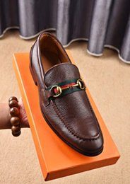 $enCountryForm.capitalKeyWord Canada - Classic Brown Business Shoes 2077 Men Dress Shoes Moccasins Loafers Lace Ups Monk Straps Boots Drivers Real Leather Sneakers Shoes