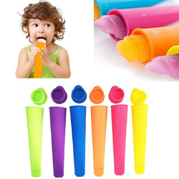$enCountryForm.capitalKeyWord Australia - Summer Silicone Popsicle Ice Cream Maker Push Up Ice Lolly Mould Kitchen Diy Frozen Ice Cream Pop Mold For Kids