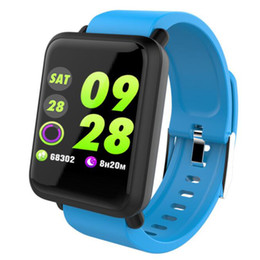 Discount gps windows phone - Smart watch M28 1.3 inch IPS Bluetooth step counter heart rate blood pressure monitoring a variety of sports mode bracel