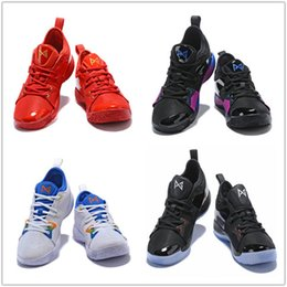 1e434126186 Basketball Shoes Stores Australia - Hot sales PG 2 Playstation shoes store  Top Quality Paul George