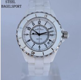 $enCountryForm.capitalKeyWord Australia - High Quality Classic Ladies White Ceramic Women Watches Top Brand Luxury Elegant Business Clock Quartz Watch Fashion Watch Lady