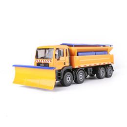 $enCountryForm.capitalKeyWord Australia - KDW 1:50 Alloy car model Construction vehicle Snow car Collection decoration kids toys Gift for children