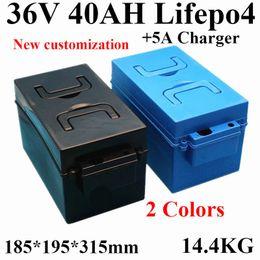 $enCountryForm.capitalKeyWord Australia - Electric bike battery charger 36v Lifepo4 battery 2000W 36V 40AH Lifepo4 for Solar street lamp Backup power supply electric car