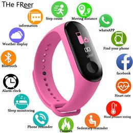 girls smart watches 2019 - New Smart Watches Kids LED Digital Sport Watch for Fashion Casual Boys Girls Men Women Electronic Bracelet Wrist Clock W