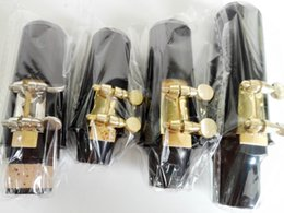 $enCountryForm.capitalKeyWord Australia - Saxophone mouthpiece black tube clarinet mouthpiece pipe music flute head musical instrument accessories