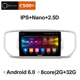 "Media Player Australia - 9"" 2.5D Nano IPS Screen Android Octa Core 4G LTE Car Media Player With GPS RDS Radio Bluetooth For KIA KX5 2016 (Sportage 4) #3810"
