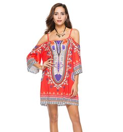 c17fc9e43e2c 2019 Women's Dresses Beach Dresses Amazon's style New hot sale Printed sexy  Milk Silk large Size Camisole Skirts