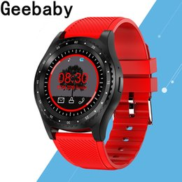 bluetooth smart watch sim Australia - L9 smart watch wireless Bluetooth touch button watch outdoor sports with SIM card slot smart bracelet iphon Huawei xiaomi wholesale
