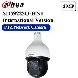 2mp Ip Camera Dome Dahua Australia - Dahua IP Speed Dome SD59225U-HNI NO Dahua logo OEM Version 2MP 25x IR PTZ Network Camera 2019 Hot sale English Firmware