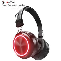 Heart Stereos Australia - JAKCOM BH3 Smart Colorama Headset New Product in Headphones Earphones as cf007 heart rate ring xiomi mobile phone
