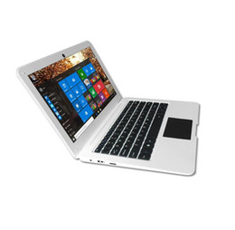 China 10.1 inch INTEL quad core WIN10 new 2G+32G small laptop wholesale cheap intel new laptop suppliers